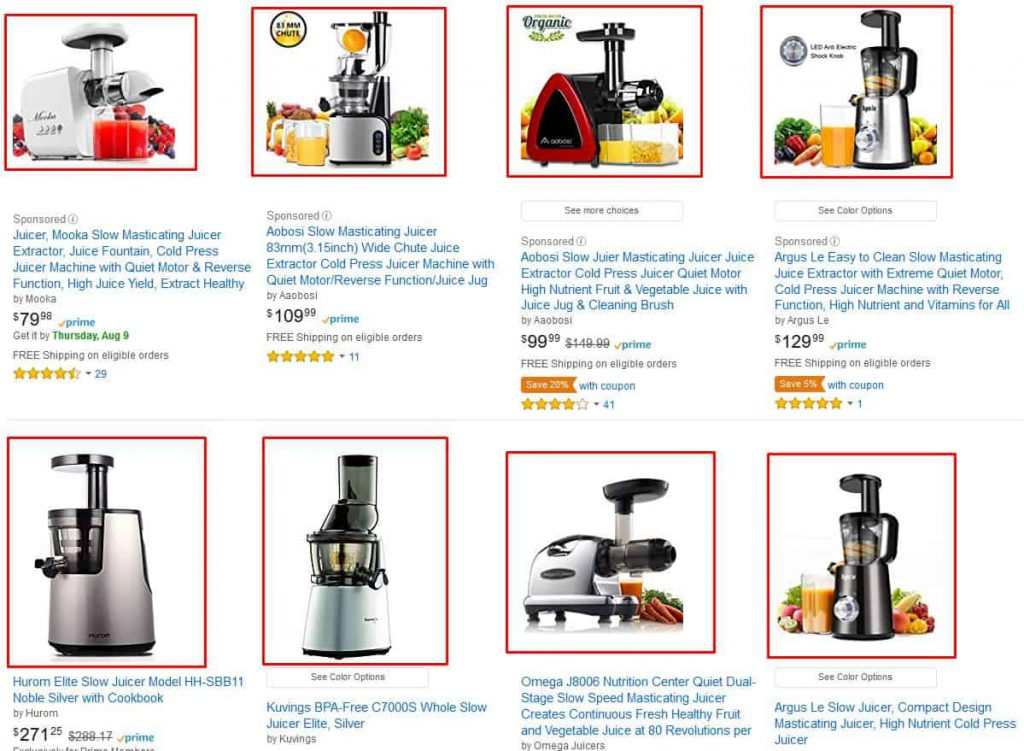 amazon product search images
