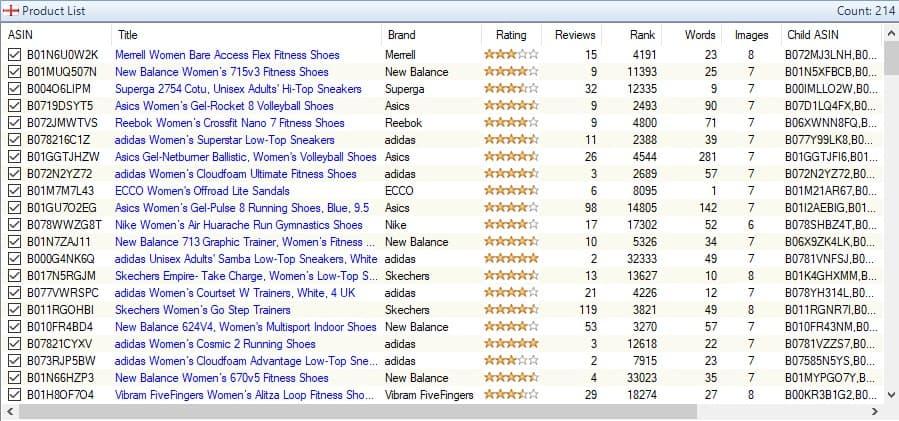 amazon sales rank tool