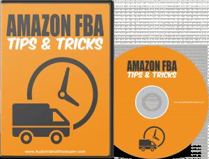 Amazon FBA Tips & Tricks GFXSET